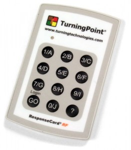 turning-point-response-card
